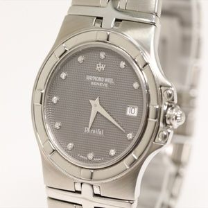Raymond Weil Parsifal 9591 Diamond QZ Men's Watch
